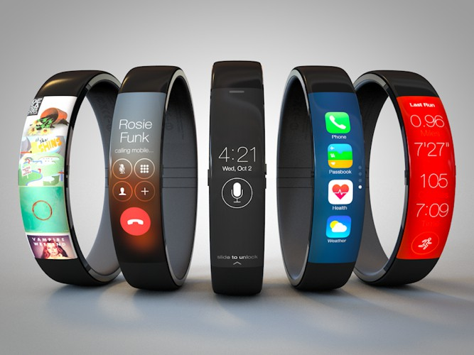 Apple iWatch Bakal Dirilis Bulan Depan